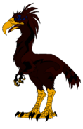 Turok Terror Bird