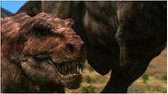 Tyrannosaurus DP by DinoHunter000