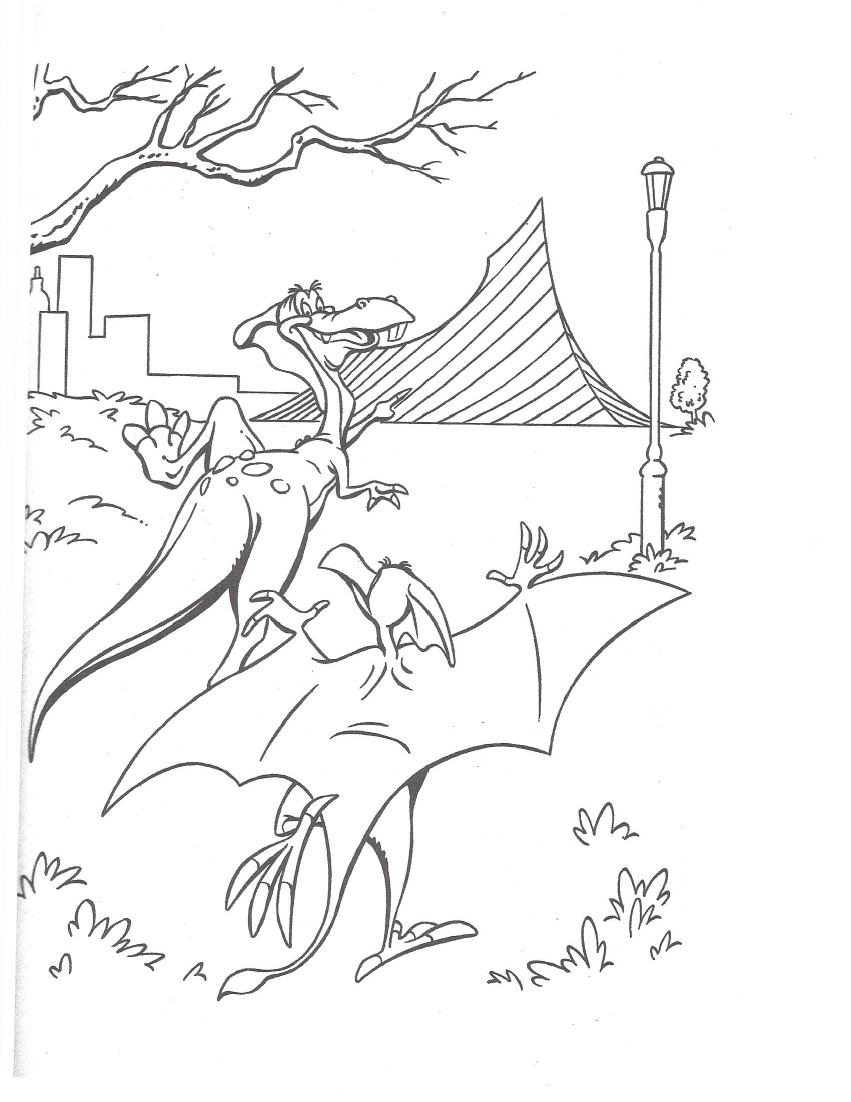 image we u0027re back coloring page 8 png dinopedia fandom