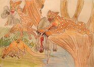 Marsupial lion by wdghk da0x8il