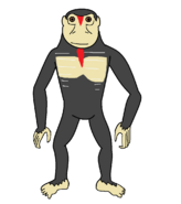 G2cote australopithecus by dinossword dd78i03