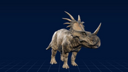 Styracosaurus Jurassic World Evolution