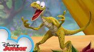 Compsognathus Gigantosaurus Know Your Dino Disney Junior