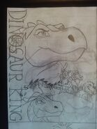 The dinosaur king by jebens1 da906cc