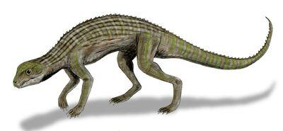 Adamantinasuchus BW