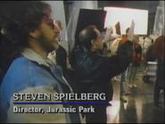 Steven Spielberg in The Real Jurassic Park