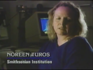 Noreen Turos in The Real Jurassic Park
