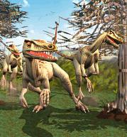 ZT1 Velociraptor AnimalFacts