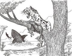 Rhizosmilodon by hodarinundu-d5y5w5b.jpg