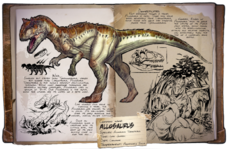 800px-Allosaurus Dossier
