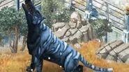 Jurassic Park Builder - Andrewsarchus Glacier Park