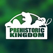 Prehistoric kingdom logo