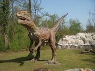 Parco della Preistoria Saltriosaurus