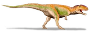 Art impression of Giganotosaurus carolinii