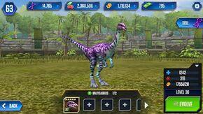 Unaysaurus JWTG