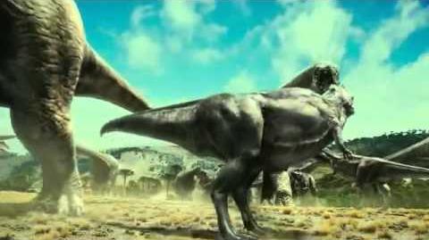 Giganotosaurus vs. Argentinosaurus