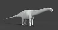 Brontosaurus louisae by Paleop