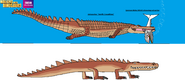 Walking with dinosaurs deinosuchus by christopherbland dcsjv1e