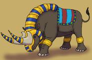 Hikuptan war behemoth by tyrannoninja d74bksm
