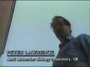 Peter Lawrence in The Real Jurassic Park