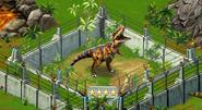 Level 40 Albertosaurus