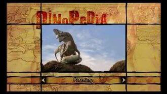 Disney's DINOSAUR DiNoPeDiA