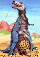 Gorgosaurus&Scolosaurus
