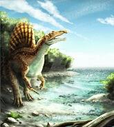 Spinosaurus by skytides-d2jicg4