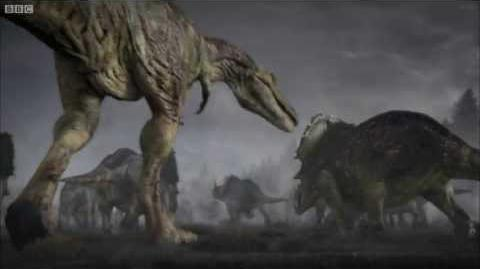 Dinosaur Massacre - Planet Dinosaur - BBC