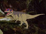 Rileys Adventures Mapusaurus