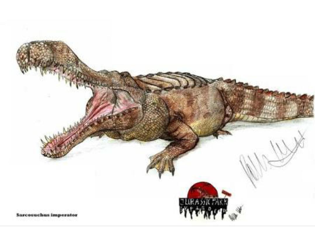 Sarcosuchus | Dinopedia | FANDOM powered by Wikia