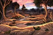 Permian landscape by magic gerbil ddijo4y-fullview