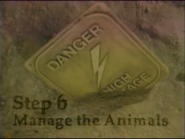 Step 6 Manage the Animals