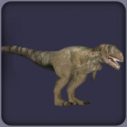 Zt2 Carcharodontosaurus