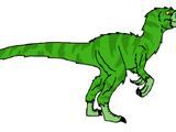 Fan made Dinosaurs