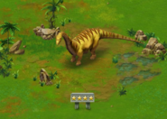 Brontosaurus Level 40