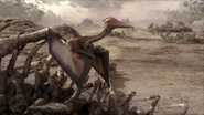 Lacusovagus Planet Dinosaur