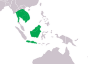 220px-Crocodylus siamensis Distribution.png