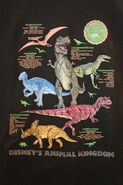 Walt Disney World Animal Kingdom Dinosaur T-Shirt
