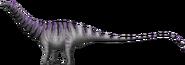 Brontosaurus excelsus by SpinoInWonderland
