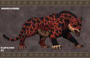 Prehistoric life simbakubwa kutokaafrika by hellraptorstudios ddky6mj-fullview