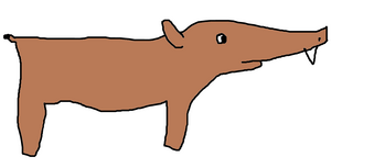 3 age drawing moeritherium