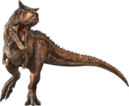 Jurassic world carnotaurus updated by sonichedgehog2-dc377dl