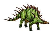 Robert F. Walters Kentrosaurus