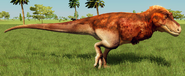 Tyrannosaurus rex (Ginger)