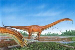Zigongosaurus   Dinopedia   FANDOM powered by Wikia
