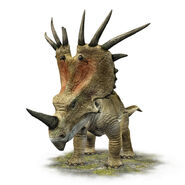 A-styracosaurus-with-a-massive-horned-renegade-9