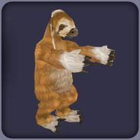 Zt2 Giant Ground Sloth