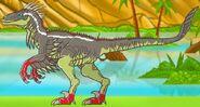 Velociraptor-math-vs-dinosaurs