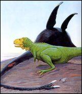 Gz WayneDBarlowe Xenotarsosaurus d7fc